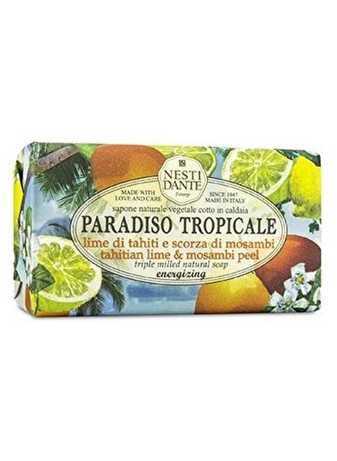 Nestidante Paradıso Tropıcale Tahıtıan Lıme & Mosambi Peel Sabun 250 Gr Renksiz